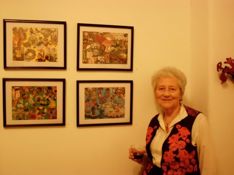 DEC 2010 ILSA GILBERT W HER COLLAGES